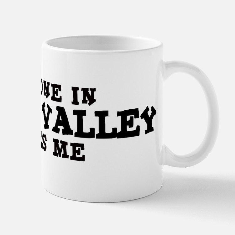 Castro Valley: Loves Me Mug