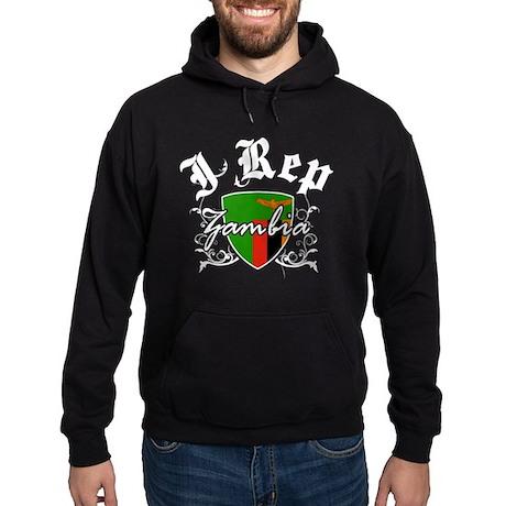 I Rep Zambia Hoodie (dark)