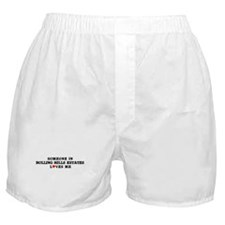 Rolling Hills Estates: Loves  Boxer Shorts
