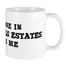 Rolling Hills Estates: Loves  Small Mug