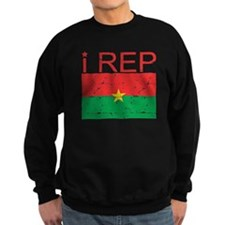 I Rep Burkina Faso Sweatshirt