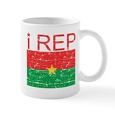 I Rep Burkina Faso Mug