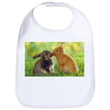 Love Bunnies Bib