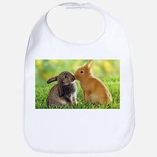 Love Bunnies Bib