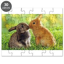 Love Bunnies Puzzle