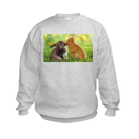 Love Bunnies Kids Sweatshirt