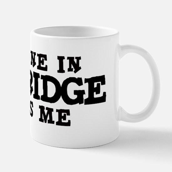 Rockridge: Loves Me Mug