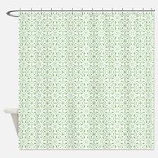 Amara Pistachio Shower Curtain