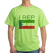I Rep Equatorial_Guinea T-Shirt