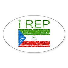 I Rep Equatorial_Guinea Decal
