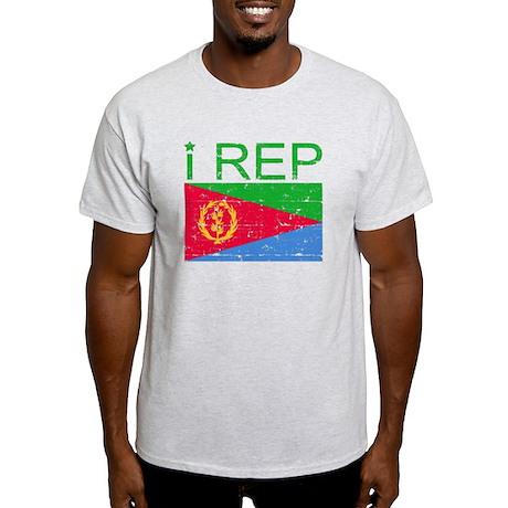 I Rep Eritrea Light T-Shirt