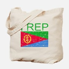I Rep Eritrea Tote Bag