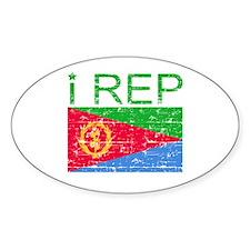 I Rep Eritrea Decal