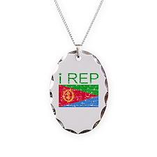 I Rep Eritrea Necklace