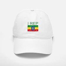I Rep Ethiopia Baseball Baseball Cap