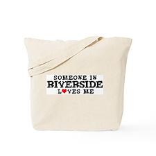 Riverside: Loves Me Tote Bag