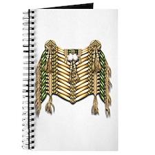 Native American Breastplate 5 Journal