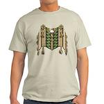 Native American Breastplate 6 Light T-Shirt