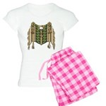 Native American Breastplate 6 Women's Light Pajama