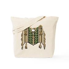 Native American Breastplate 6 Tote Bag