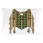 Native American Breastplate 6 Pillow Case