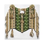 Native American Breastplate 6 Queen Duvet