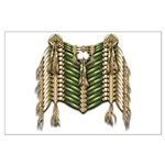 Native American Breastplate 6 Large Poster