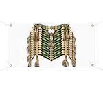 Native American Breastplate 6 Banner