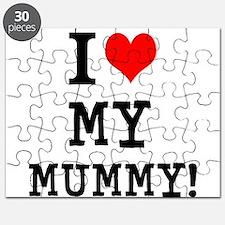 I LOVE MY MUMMY! Puzzle