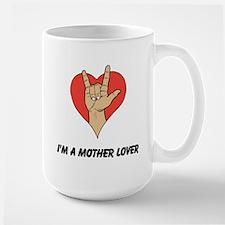 MotherLover. Ceramic Mugs