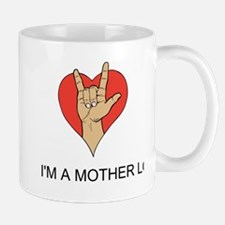 MotherLover. Small Mugs