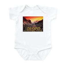 I Love Yosemite National Park Infant Creeper