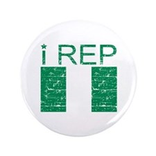 "I Rep Nigeria 3.5"" Button"
