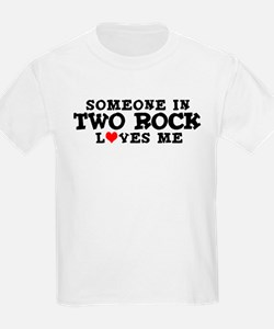 Two Rock: Loves Me Kids T-Shirt