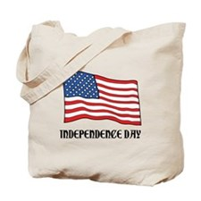 INDEPENDENCE DAY. Tote Bag