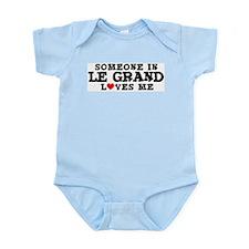 Le Grand: Loves Me Infant Creeper