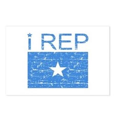 I Rep Somalia Postcards (Package of 8)