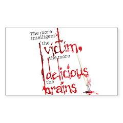 brains Decal