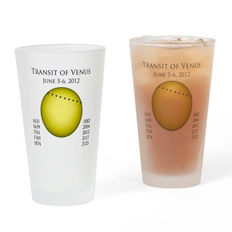 Transit of Venus Drinking Glass