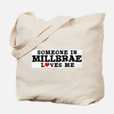 Millbrae: Loves Me Tote Bag