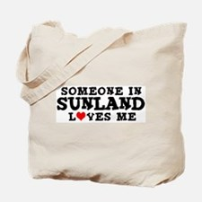 Sunland: Loves Me Tote Bag