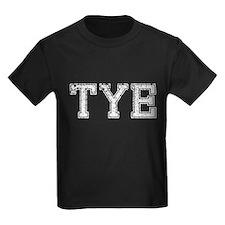 TYE, Vintage, T