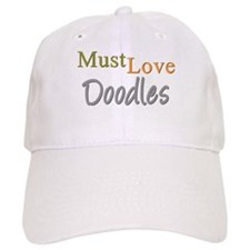 MUST LOVE Doodles Baseball Cap