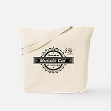 Genuine American Muscle Car Tote Bag