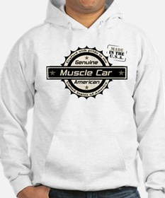 Genuine American Muscle Car Hoodie