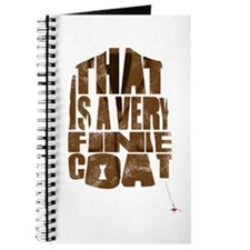 fine coat Journal