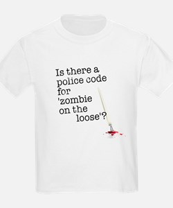 zombie on the loose T-Shirt