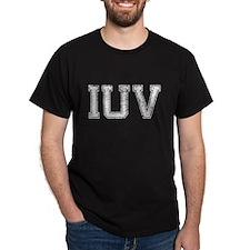 IUV, Vintage, T-Shirt