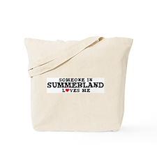 Summerland: Loves Me Tote Bag
