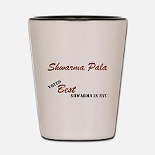 Shwarma Shot Glass